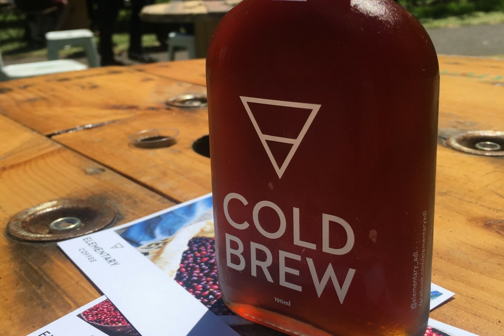 Cold brew coffee- what's it all about?
